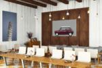Austin Mini Classic car poster noanahiko wall art office