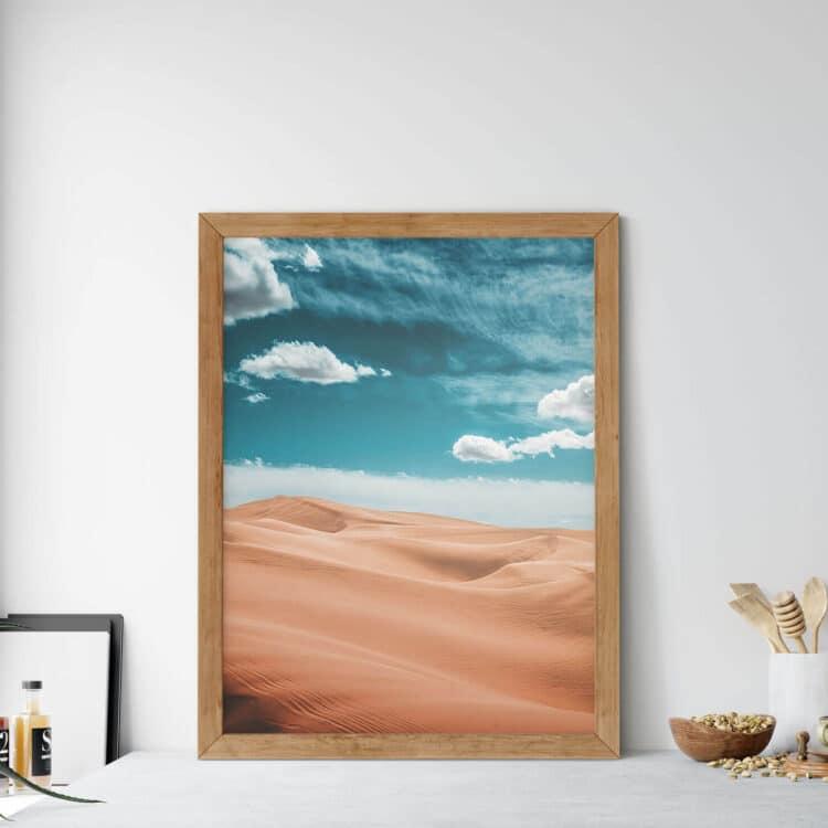 California Desert Glamis Dunes Noanahiko Printable Wall Art 0110