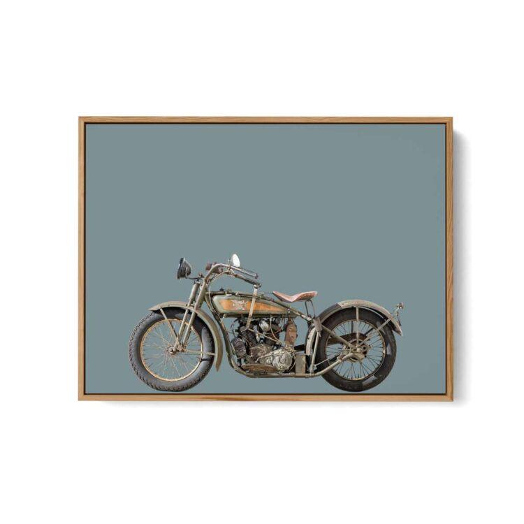 Excelsior Super X motorbike noanahiko 0058 02