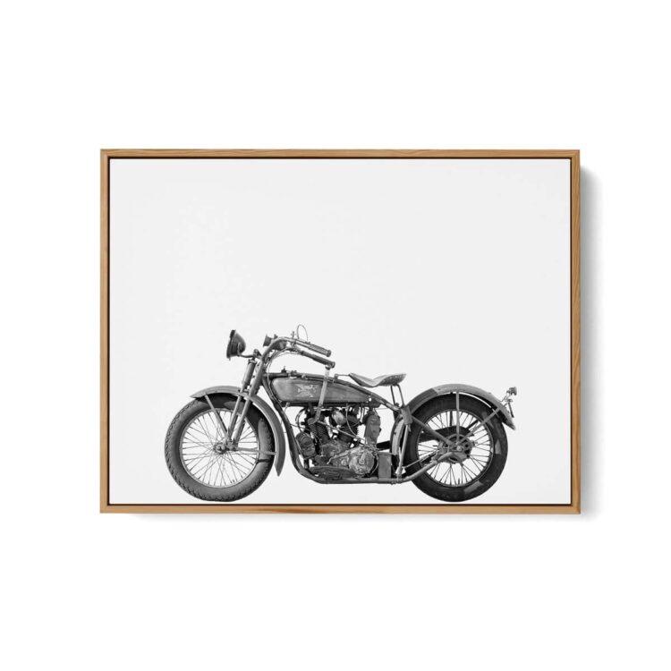 Excelsior Super X motorbike noanahiko 0058 03