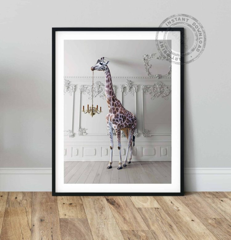 Featured The Giraffe with a Chandelier Noanahiko 0091