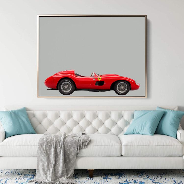 Ferrari 857 S Sports Car Noanahiko Photo Print 0160 03