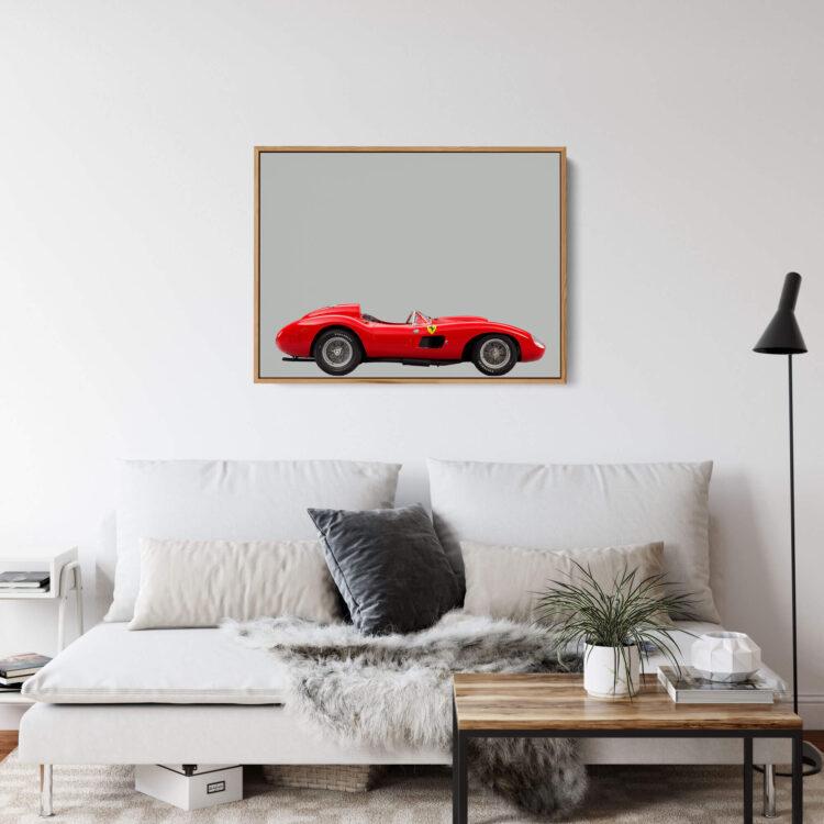 Ferrari 857 S Sports Car Noanahiko art 0160 03