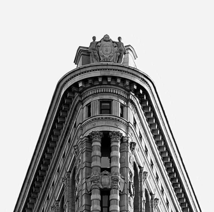 Flatiron Building New York Poster noanahiko print photo