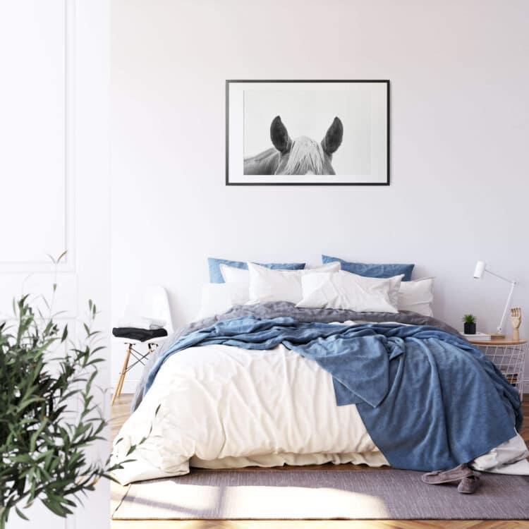 Horse Ears Noanahiko Printable Wall Art 0127