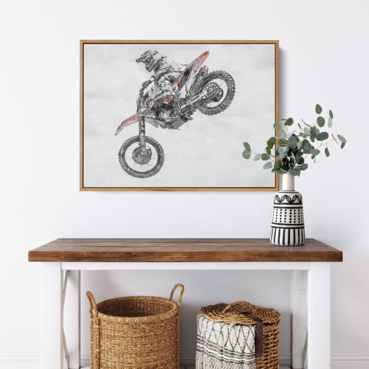 MX Motocross Air Time Noanahiko Printable 0177