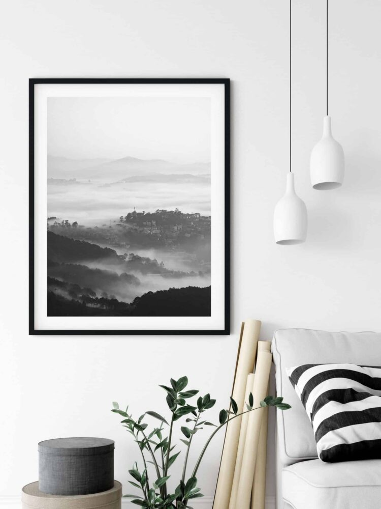 Mountains Forest Poster Noanahiko photography scaled 1