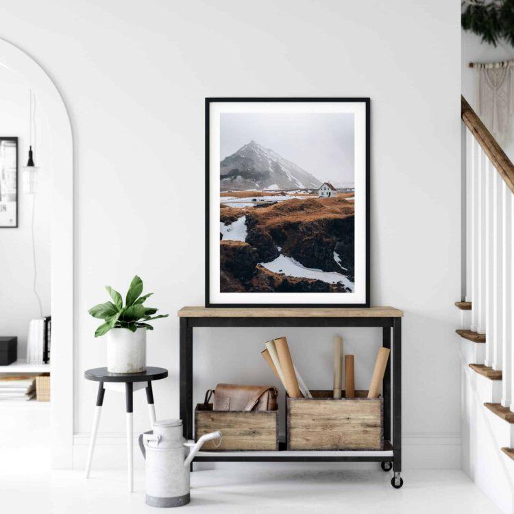 Nordic House and Mountains noanahiko