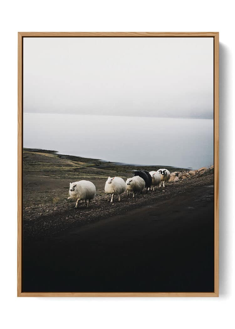 Nordic Scene Poster noanahiko Art print web 0086