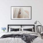 Portrait Haflinger Horse Noanahiko Printable Wall Art 0180