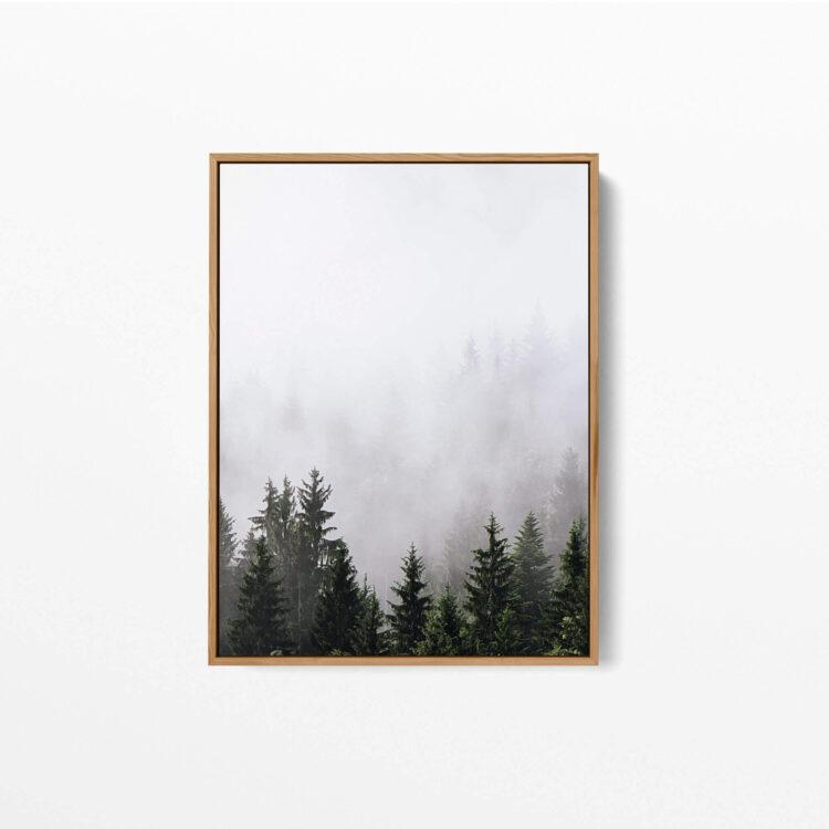 Set 3 Mountain Landscape Etsy Poster Noanahiko 0169 C