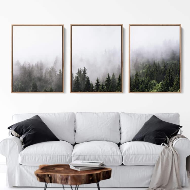 Set 3 Mountain Landscape Noanahiko art 0169