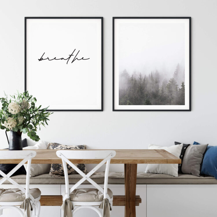 Set two Mountains Landscape Quote Noanahiko Printable 0171