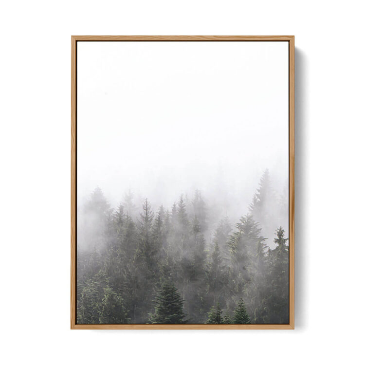 Set two Mountains Landscape Quote poster print Web 0171