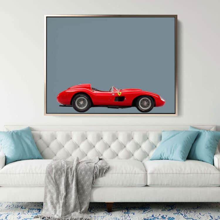 Sportcar Ferrari 857 S Noanahiko Photo Print 0160 01