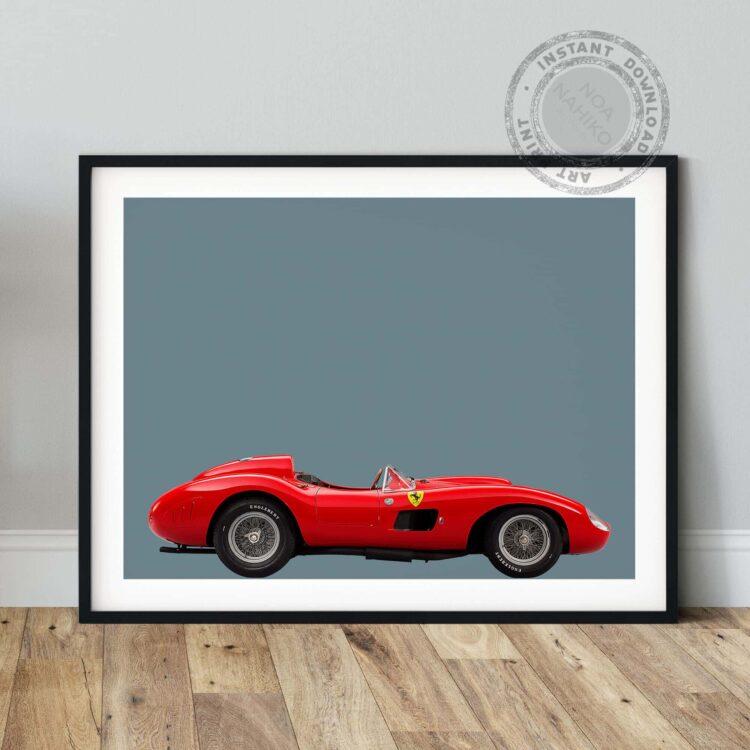 Sportcar Ferrari 857 S Noanahiko art 0160 01
