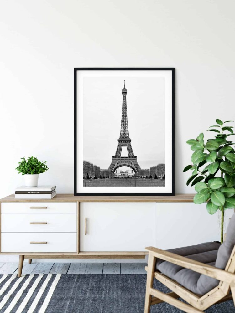 The Eiffel Tower in Paris Poster noanahiko scaled 1