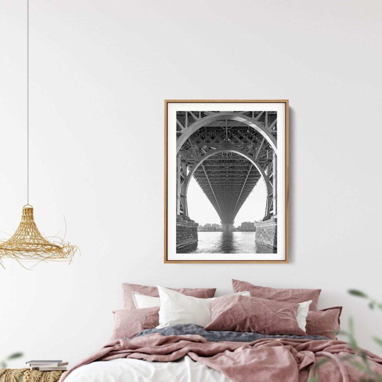 Williamsburg Bridge NY Noanahiko Photo Print 0154 01