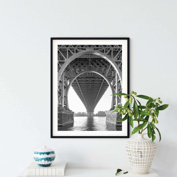 Williamsburg Bridge NY Noanahiko Printable 0154 01