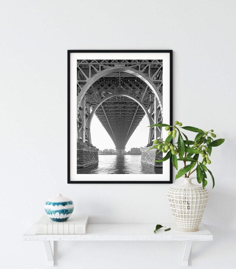 Williamsburg Bridge NY Noanahiko Printable 0154