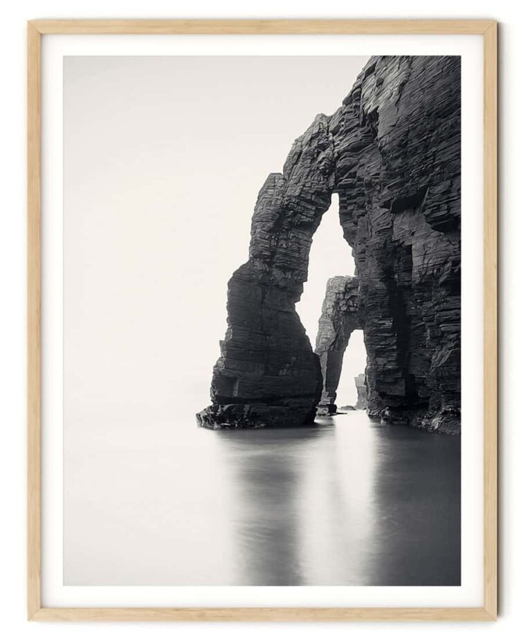 each of Las Catedrales Poster Noanahiko Art photography 0092