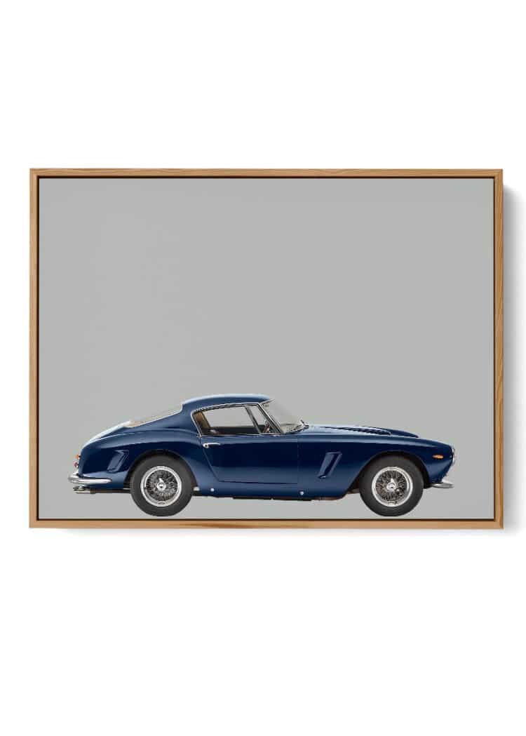 Ferrari 250 GT 1963 Poster