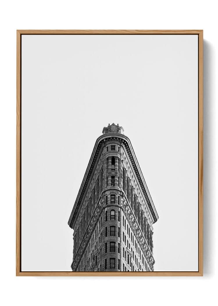 Flatiron Building New York Poster