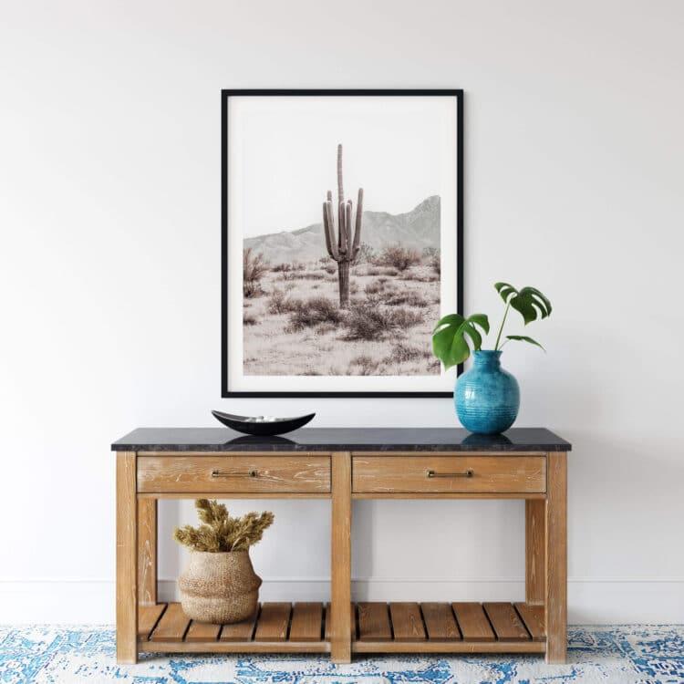 Grand Canyon Cactus L Noanahiko art 0196 01