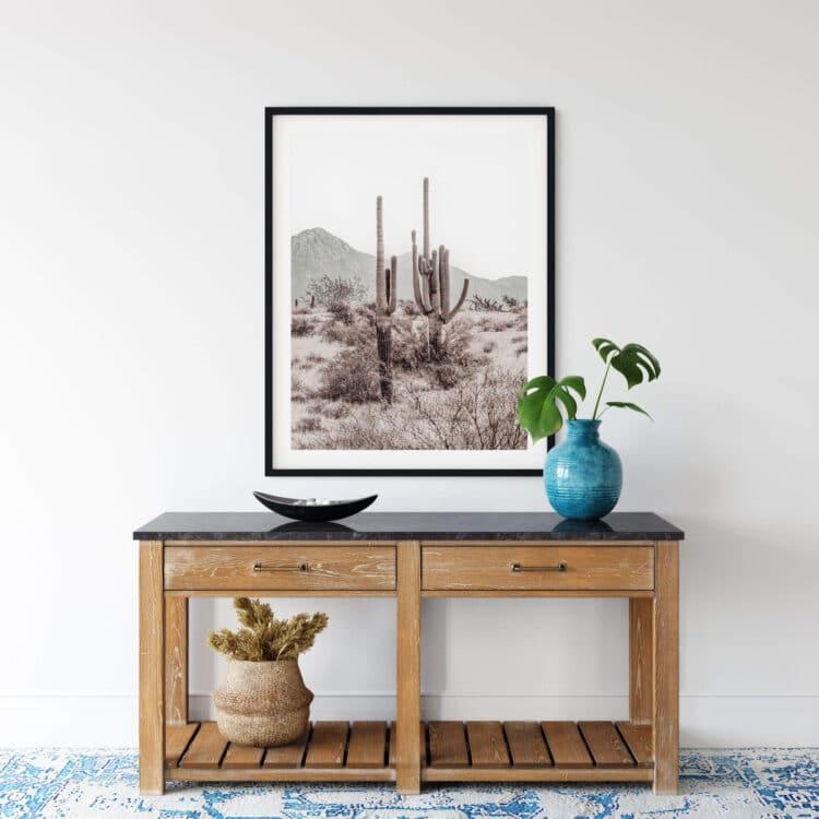 Grand Canyon Desert Noanahiko Art Print 0196 02