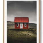 Nordic House Poster
