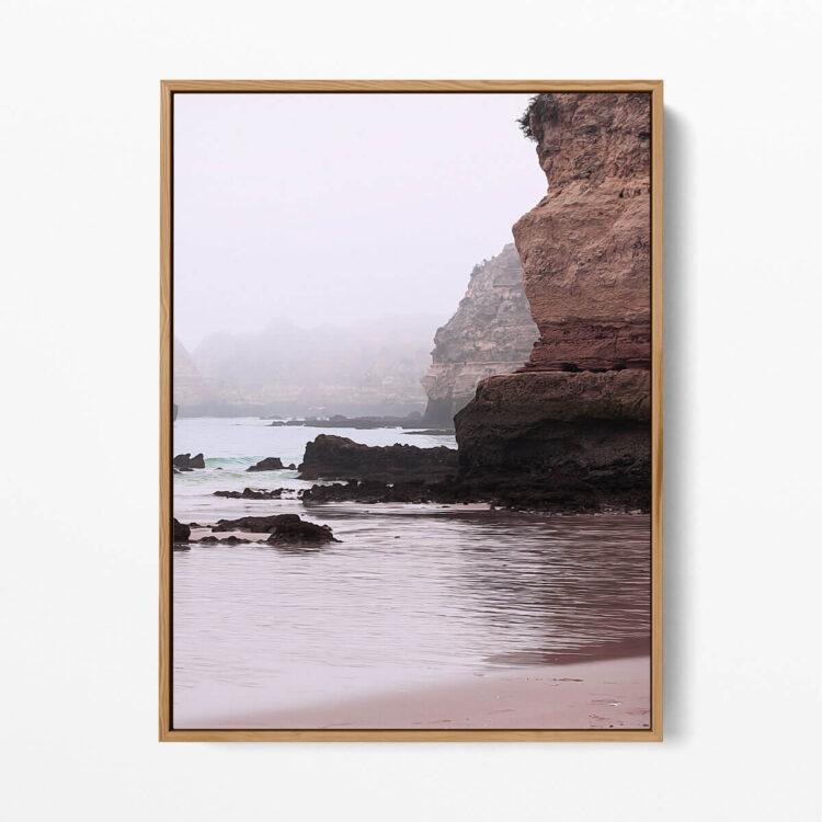 Rocks ocean Noanahiko Printable Wall Art 0140