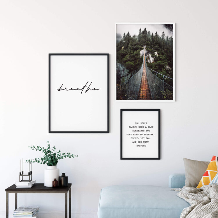 Set 3 Mountain Landscape quote Noanahiko Printable 0166
