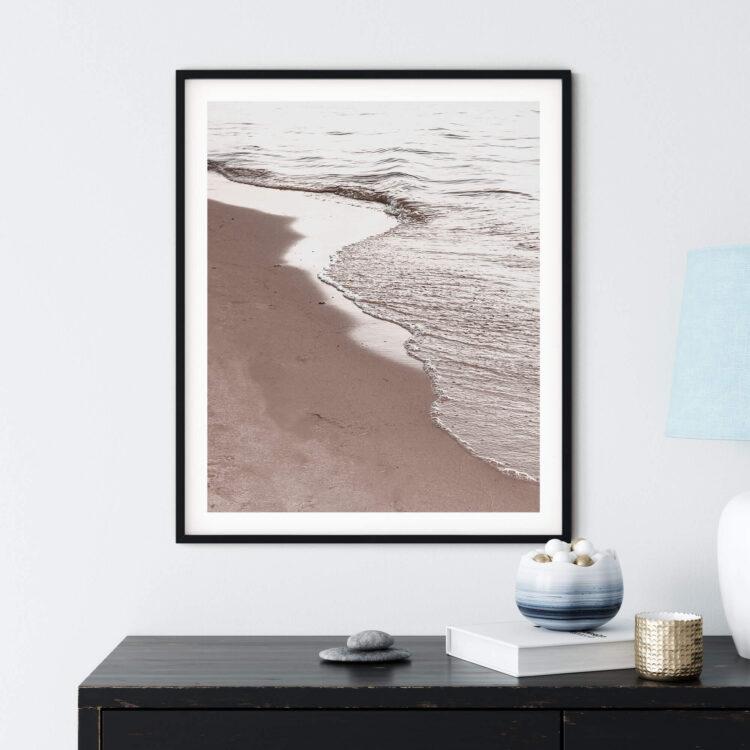 View Of Beach Noanahiko Printable 0194