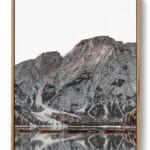 Mountain Lake Set Print Noanahiko Art Print 0197 02