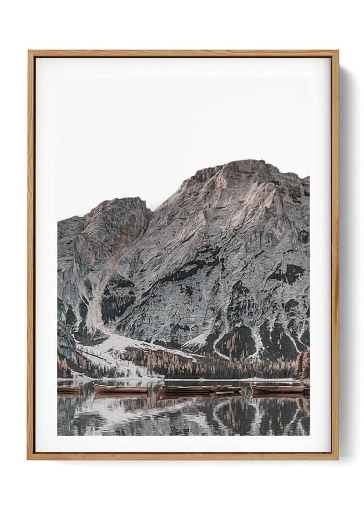 Mountain Lake Set Print Noanahiko Photo Print 0197 02