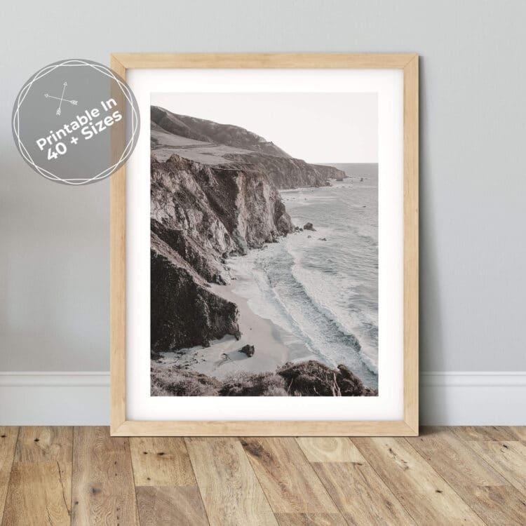 Ocean Cliff Noanahiko art 0198