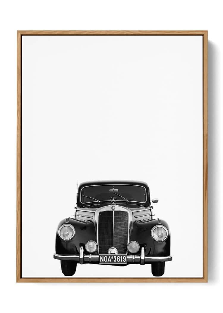 Set 3 Mercedes Benz W Noanahiko art 0146