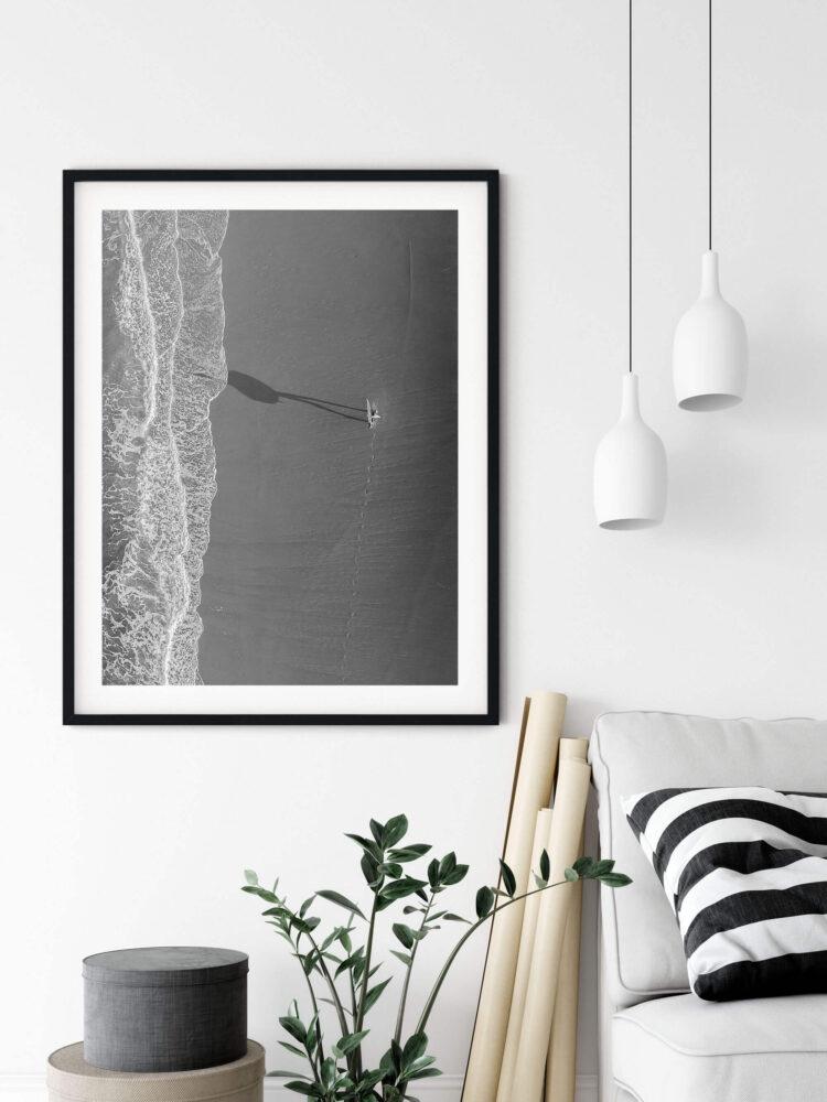 Surfer Beach Noanahiko Printable 0130