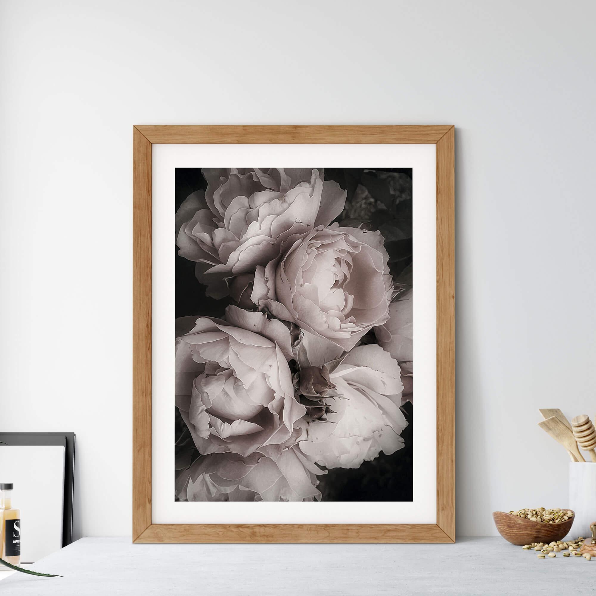 Bouquet Pink Roses Noanahiko Printable 0202