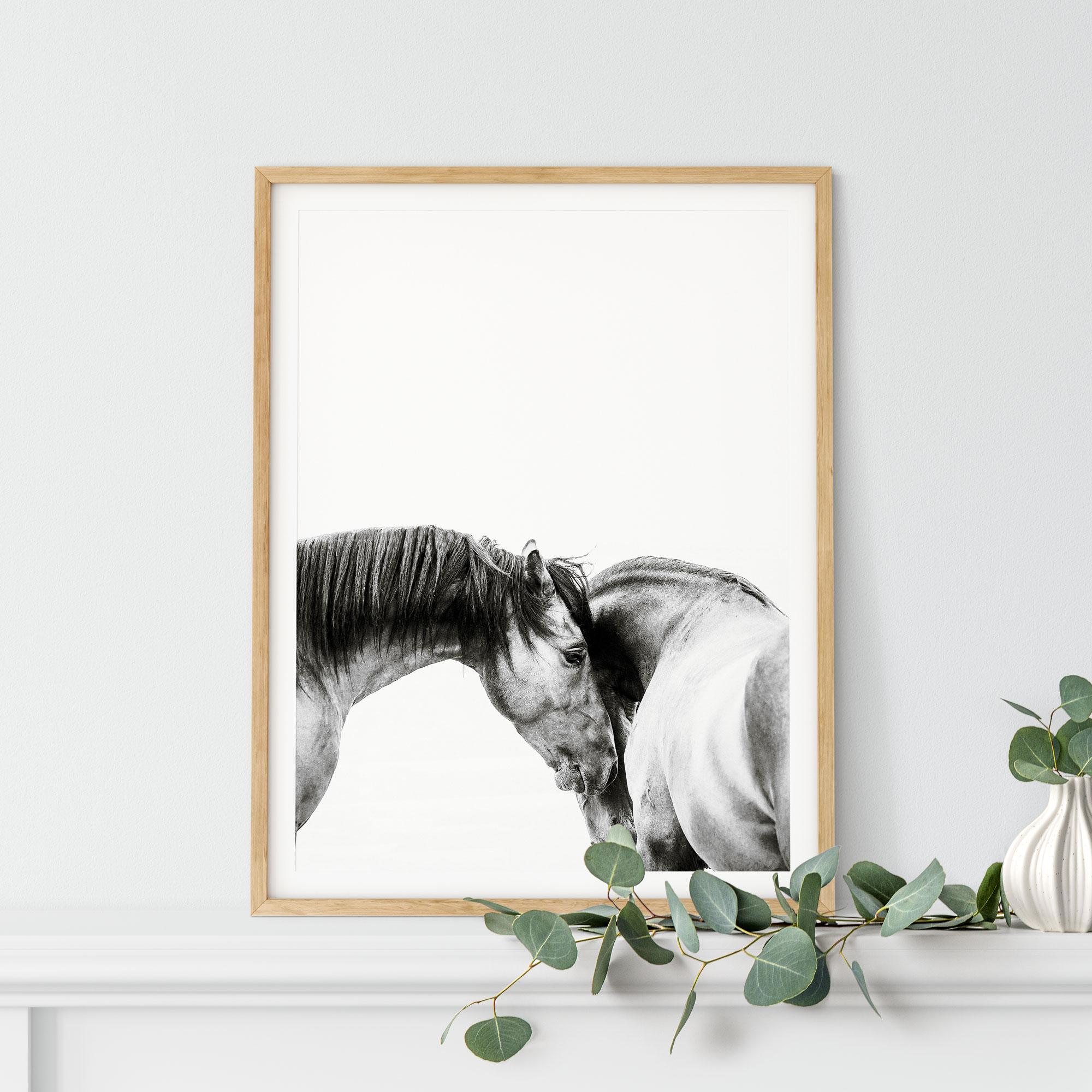 Wild Horses Noanahiko Printable Wall Art 0199